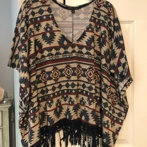Signature Studio Poncho XL